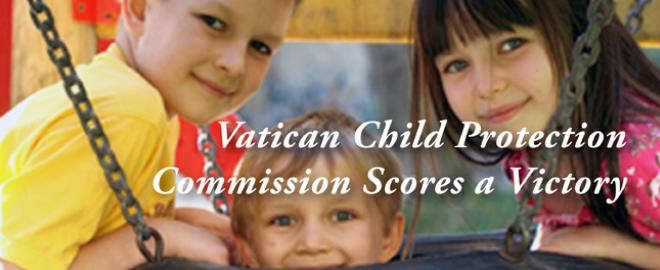 Vatican child protection panel scores a victory