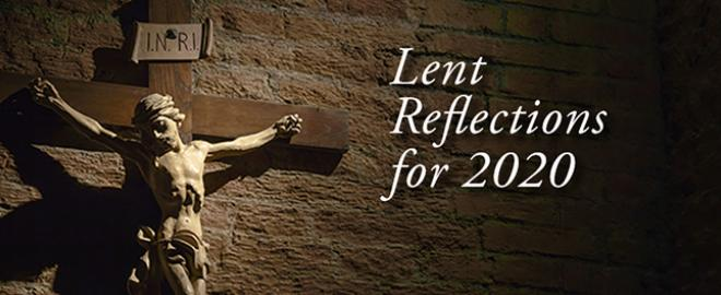 VOTF Lent Reflections for 2020